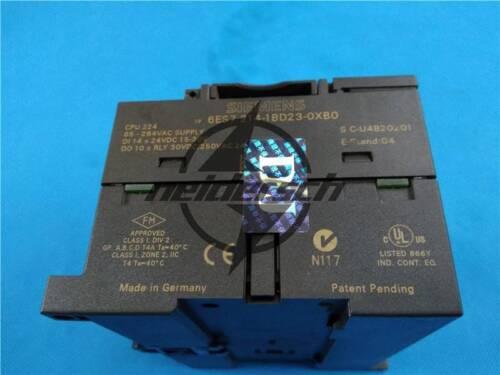 1PCS 6ES7214-1BD23-0XB0 Siemens PLC 6ES7214-1BD23-0XB0 Used