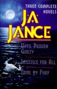 until proven guilty jance j a