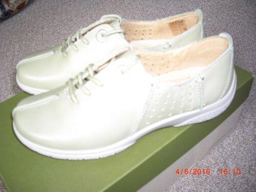 HOTTER Paradise New Leder Olive Lace-up Damenschuhe Schuhes - Brand New Paradise - Größe 3/36 b833bd