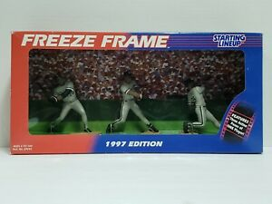FRANK THOMAS Chicago White Sox Starting Lineup MLB SLU 1997 Freeze Frame Figures