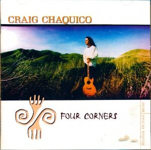 CRAIG-CHAQUICO-Four-Corners-1999-Higher-Octave-HOMCD-47498-LIKE-NEW