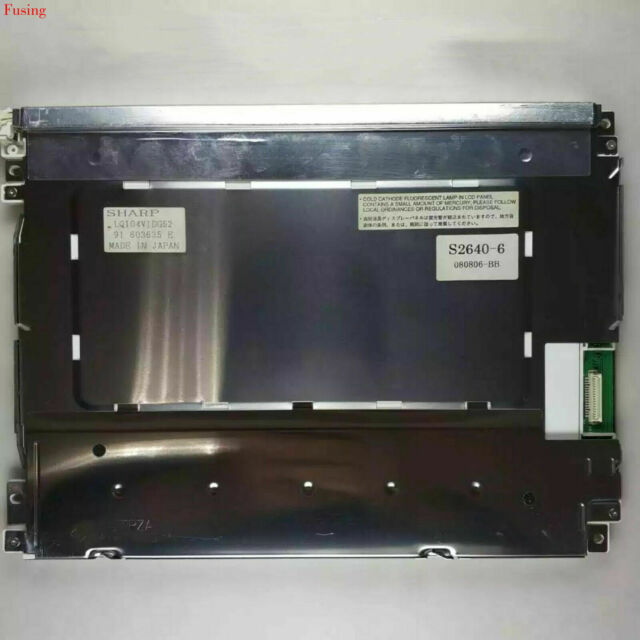 10.4 inch LQ104V1DG51, LQ104V1DG52 Sharp LCD panel