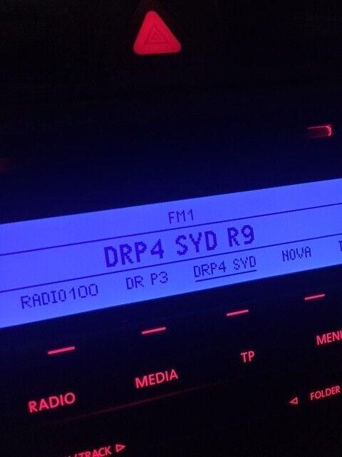RCD310, CD/Radio
