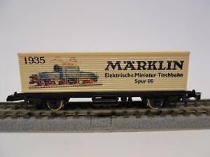 MARKLIN-MINICLUB-Sonderwagen-34881