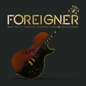 FOREIGNER-With-The-21st-Century-Symphony-amp-Chorus-CD-amp-DVD-NEW-2018-NTSC-All