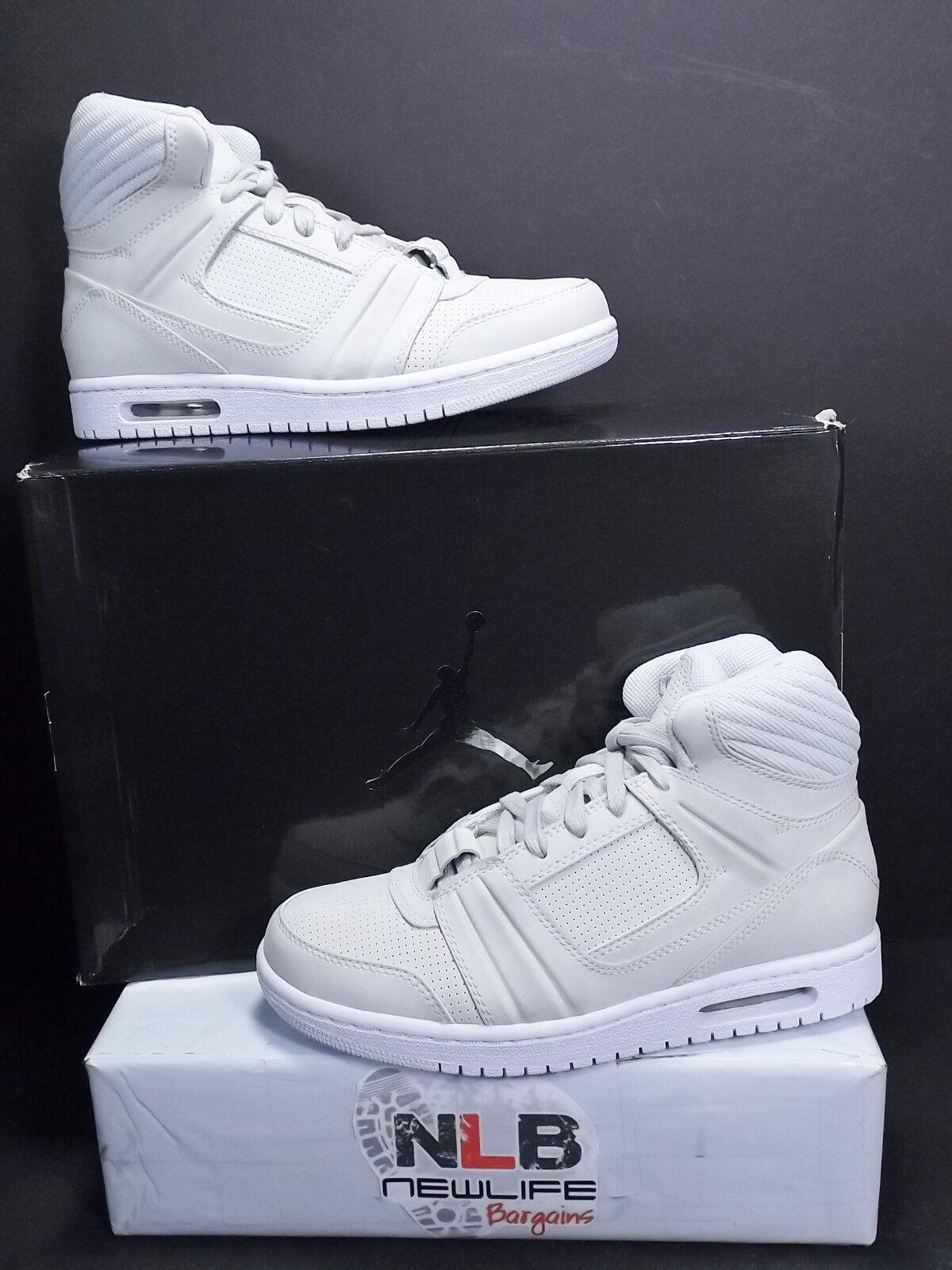 Nike Air Jordan L'Style II 2 Size Neutral Grey/White 407680-002 Men's Size 2 7 260339