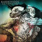 Asymmetry [Bonus DVD] by Karnivool (CD, Jul-2013, 2 Discs, Sony Music)