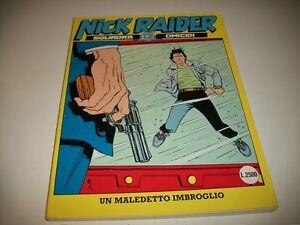 NICK-RAIDER-SQUADRA-OMICIDI-N-69-UN-MALEDETTO-IMBROGLIO-SERGIO-BONELLI-1994
