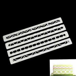 4pcs-Geometry-plastic-fondant-cookies-cutter-cake-decorating-tools-fondant-mold