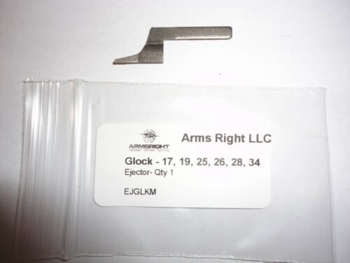 Glock 17 19 22-24 26 27 31-35 Ejector New Factory OEM Part Action Parts