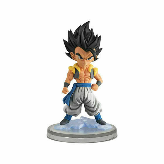 GASHAPON BANDAI DRAGON BALL Z SUPER UG VOL.7 GOKU ROSE BLACK ULTIMATE GRADE.