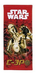 Star-Wars-Cotton-Japanese-Tenugui-Face-towel-34x80cm-C-3PO