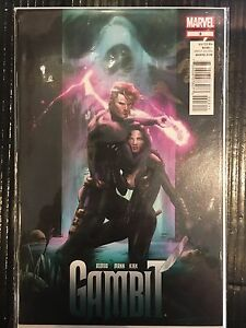 Gambit (Vol 5 2012) #3 NM- 1st Print Marvel Comics