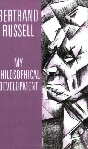 My Philosophical Development, , Bertrand Russell, Good, 1995-12-18,