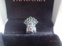 PANDORA Peacock Charm Jewelry