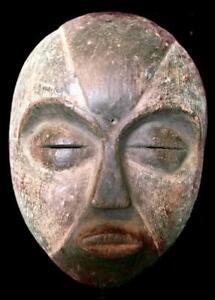 Old   Tribal Galoa Mask    --- Gabon  BN 39