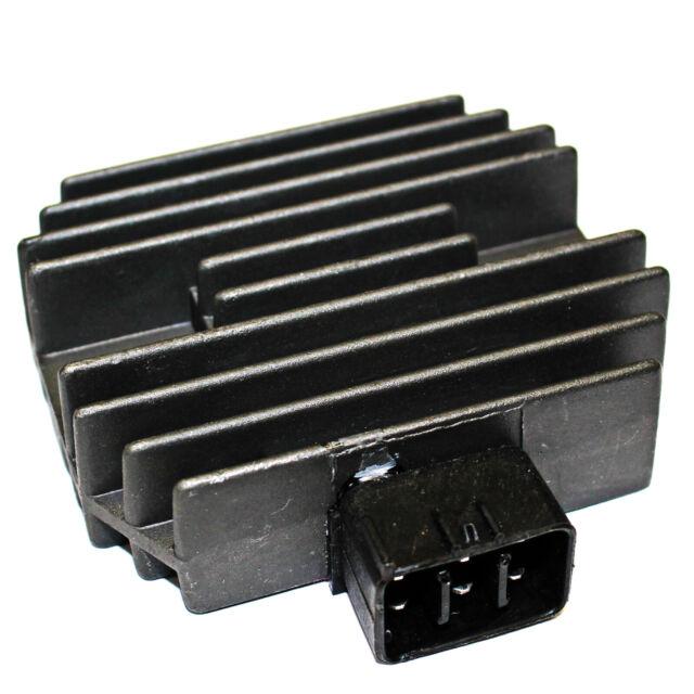 Caltric Regulator Rectifier Compatible With Suzuki LT-A700X LTA700 LTA700X King Quad 4X4 2005 2007