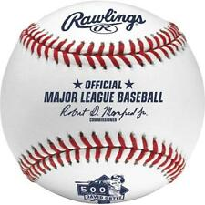 Rawlings Official DAVID ORTIZ 500TH Home Run Baseball  NIB Boston Red Sox