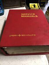 New Holland Square Amp Round Baler Shop Service Repair Manuals 20 Manuals