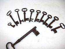 Alte Schlüssel 18 - 20 Jh. Bartschlüssel