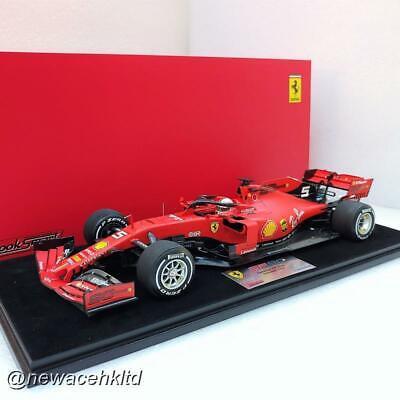 1:18 Scale Looksmart 2019 SF90 GP 2nd place Canadian GP Sebastian Vettel