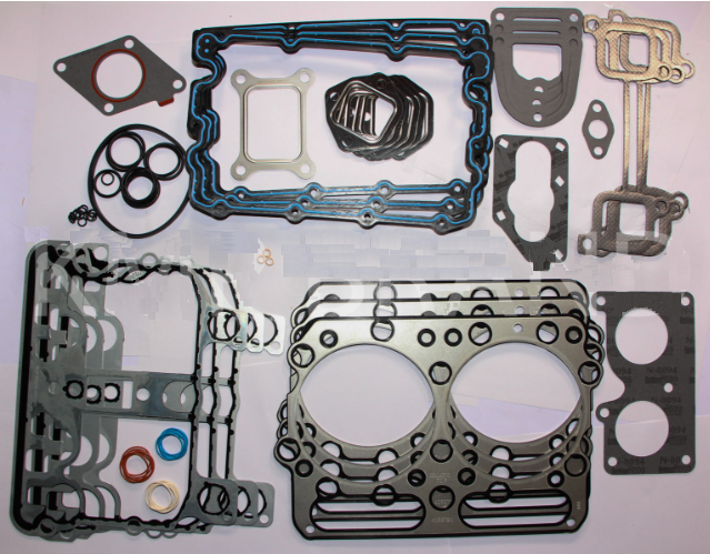Upper Head Gasket Kit for Cummins N14 Plus Ref # 4089371 4024928 Decal