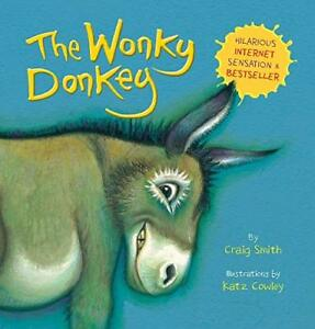 The Wonky Donkey by Craig Smith New Paperback Book 9781407195575