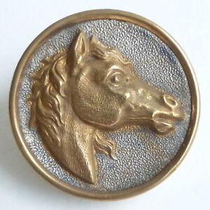 Bouton-ancien-Venerie-Haras-26-mm-Animal-Designs-Button