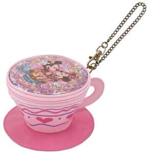 Pre-Order Tokyo Disney Resort Minnie Mouse Mini Snack Case Alice Tea Cup 2021