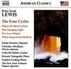 Peter Scott Lewis: The Four Cycles (CD, Aug-2016, Naxos (Distributor))