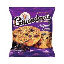 Grandma's Oatmeal Raisin Cookies 2.75 Ounce (Pack of 60) Free Shipping