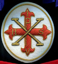 Order of the St Constantine Patch   Vatican copy