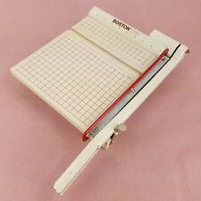Boston 2610 Heavy Duty 10 Inch Paper Guillotine Cutter Trimmer
