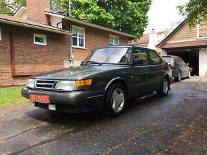 1987 Saab 900 SPG