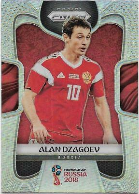 Panini 617 Alan Dzagoev Russland FIFA WM 2014 Brasilien
