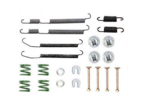 Rear Drum Brake Hardware Kit For 1998-2008 Subaru Forester 2003 1999 2000 H435DM