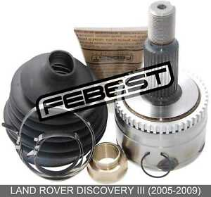 Outer-Cv-Joint-26X70-5X29-For-Land-Rover-Discovery-Iii-2005-2009