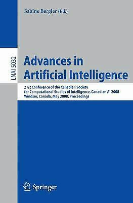 Advances in Artificial Intelligence : 21st Conference of the Canadian Society fo