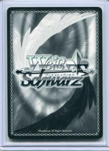 JAPANESE Weiss Schwarz card High School DxD Himejima Akeno W65-048 R HOLO