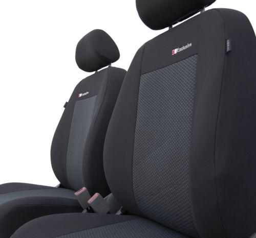 EXCLUSIVE Komplett Set Autositzbezüge Sitzbezüge Schonbezüge Honda HRV DCT