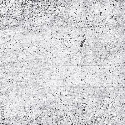 Memoboard aus Glas- Graue Betonwand magnetisch mit Stift und Magneten 50 x 50 cm