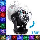 USB LED RGB Stage Effect Light Magic Ball Disco Crystal DJ Club Bar Party Lamp