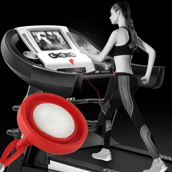 Chiave Di Sicurezza Macchina In Esecuzione Tapis Roulant Magnetico Interruttore Di Sicurezza Serratura Fitness Regno Unito.