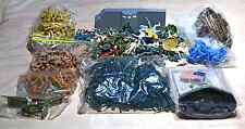 WWII Grab Bag Series E - approximately 2 pounds of toy soldiers & accessories
