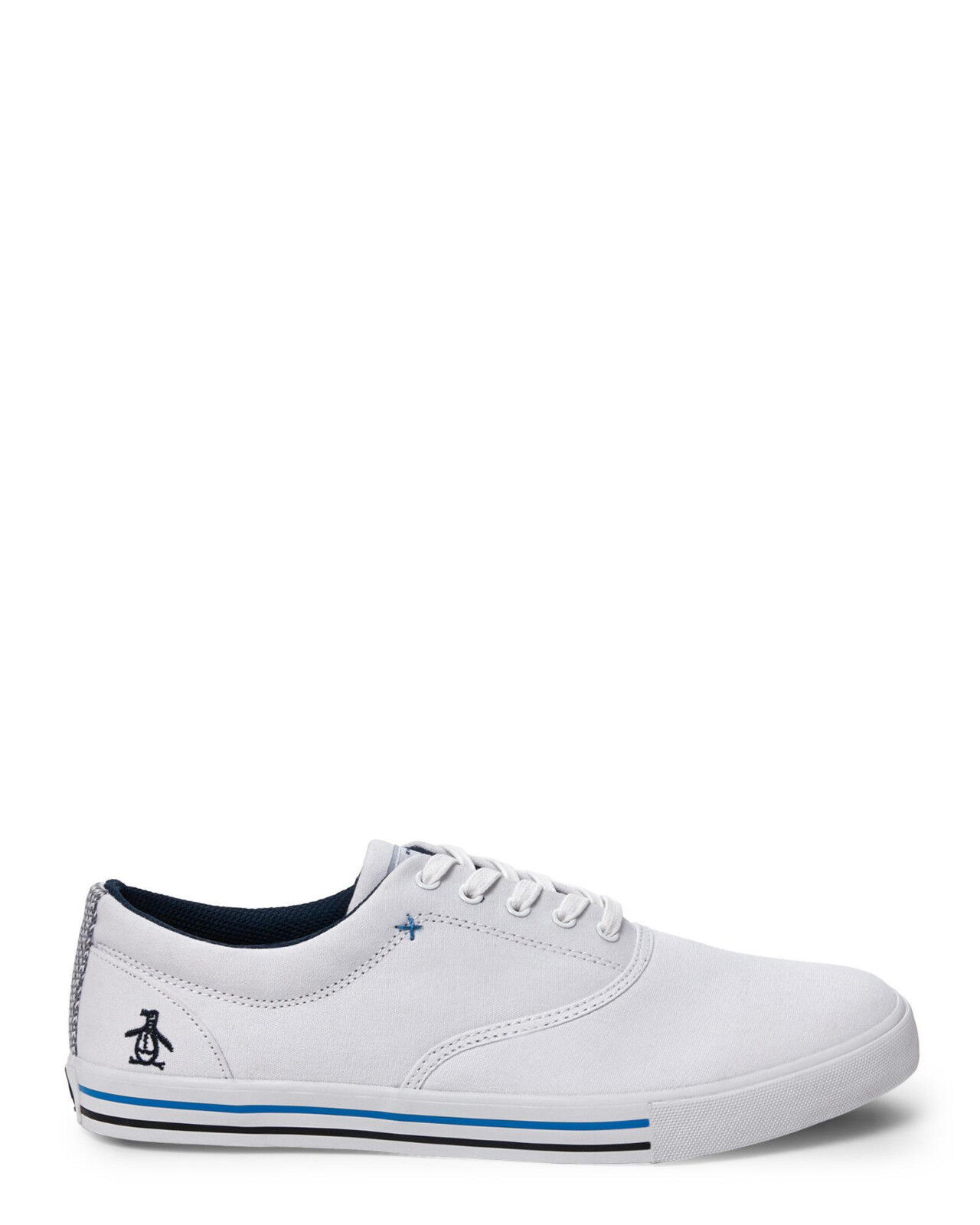 Original Penguin Men's Buckley White Sneakers
