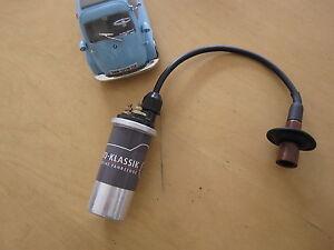 ignition coil 12v zündkerzenstecker leads bmw isetta export standard 250  300 new | ebay  ebay