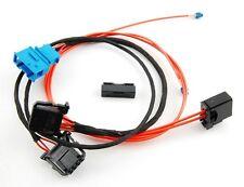 Kabelbaum Adapterset cable harness für Audi Q5 Q7 AMI MMI 2G inkl. LWL