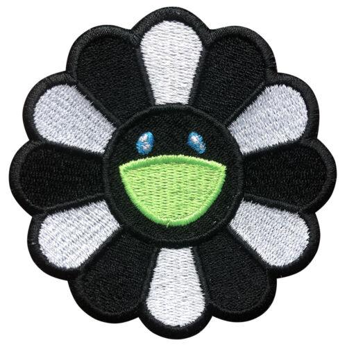 Murakami Flower Patch White Black Neon Kai Kai