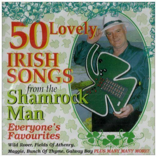50 Lovely Irish Songs: Everyone's Favourites (Irish Country Music CD)