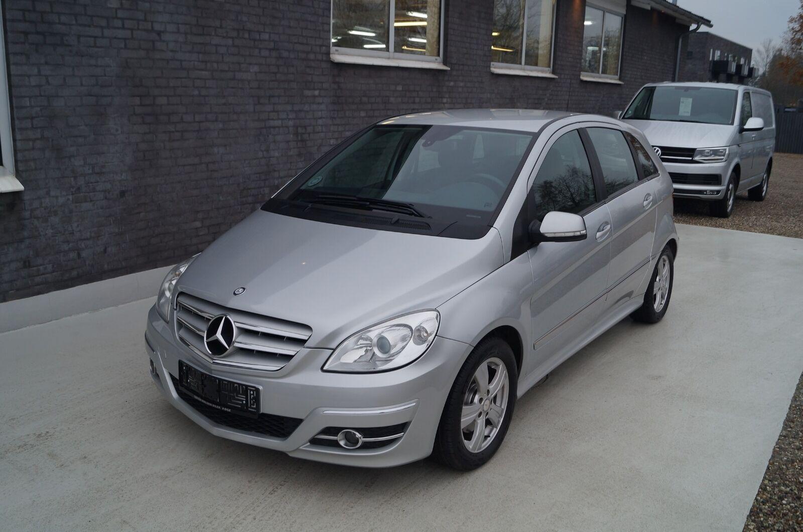 Mercedes B200 2,0 CDi 5d - 114.999 kr.
